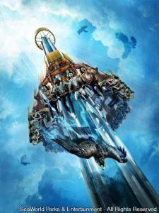 Falcon's Fury é a novidade do Busch Gardens Tampa para 2014