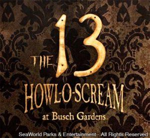 Já estão a venda os ingressos para o Howl-O-Scream de 2013
