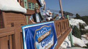 Frozen Games começa no dia 27 de maio no parque Disney's Blizzard Beach