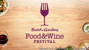 Busch Gardens Tampa tem novo festival gastronômico em 2015
