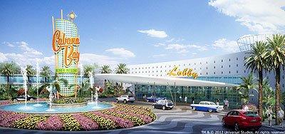 Universal Orlando Resort anuncia novo hotel – Cabana Bay Beach Resort
