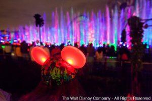 """A tecnologia """"Glow With the Show"""" chega a Walt Disney World no próximo mês"""