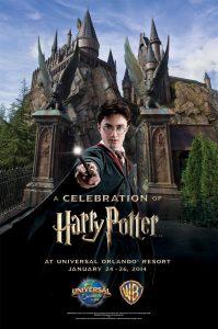 Mais informações sobre o evento A Celebration of Harry Potter