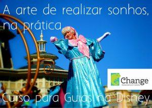 Curso para Guias em Orlando – Change Treinamento em Turismo