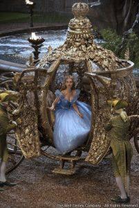 Pré-estreia do filme Cinderella e Carruagem Dourada no Disney's Hollywood Studios