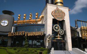 Toothsome Chocolate Factory & Savory Feast Emporium será inaugurado oficialmente no dia 22 de setembro de 2016