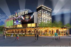 NBC Sports Grill & Brew será inaugurado em CityWalk