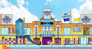 Novo espetáculo Clyde & Seamore's Sea Lion High estreia em 2015