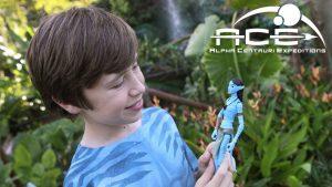 Crie a sua miniatura personalizada no ACE Avatar Maker