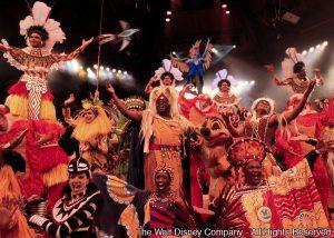 Festival of the Lion King irá mudar para um novo teatro em 2014