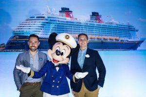 A Disney Cruise Line apresentou novidades em evento realizado em São Paulo