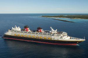 Disney Cruise Line inicia novos itinerários no segundo semestre de 2019