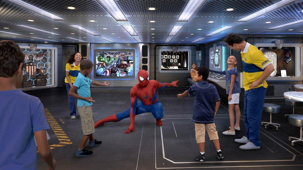 Disney Cruise Line anuncia novidades para o Disney Wonder