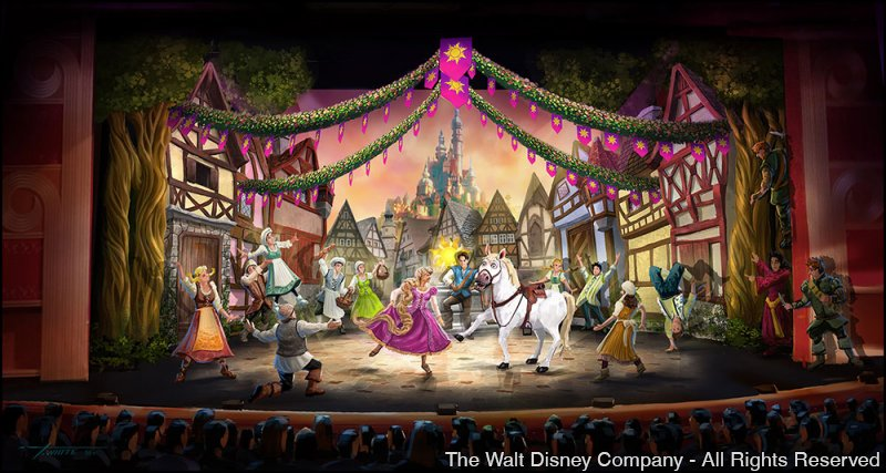 """A magia do filme """"Enrolados"""" encanta os palcos no novo show """"Enrolados: O Musical"""""""