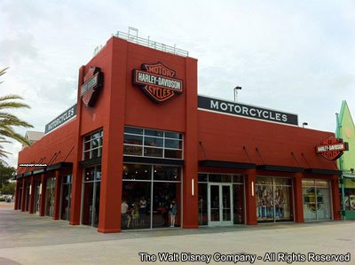 Novidades em Downtown Disney – Orlando Harley-Davidson, Apricot Lane Boutique e Splitsville