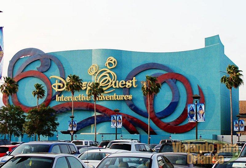 DisneyQuest irá fechar para dar lugar ao NBA Experience