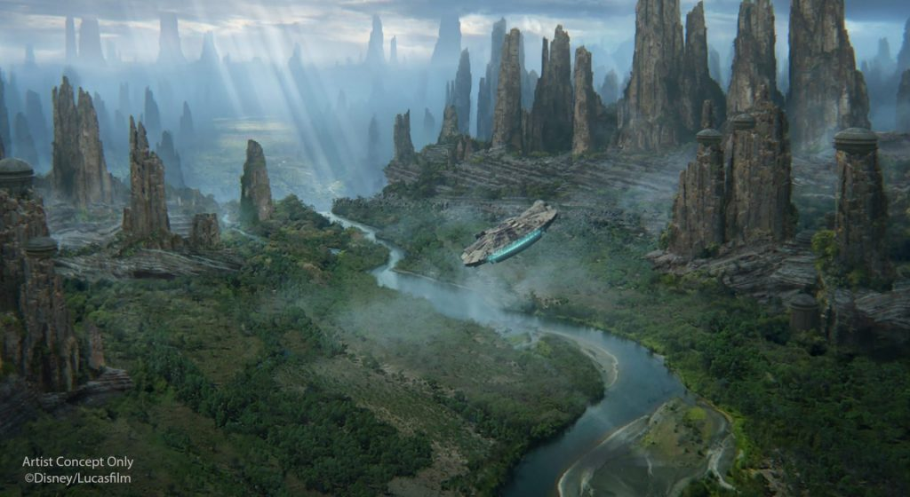 Black Spire Outpost - Star Wars: Galaxy's Edge