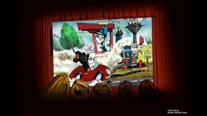 A Disney irá construir a atração Mickey and Minnie's Runaway Railway no parque Disney's Hollywood Studios