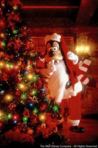 Já é possível agendar a refeição com personagens Minnie's Holiday Dine at Hollywood & Vine