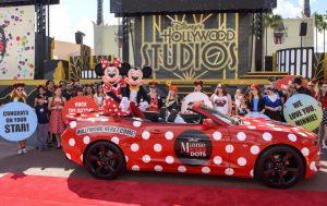 Minnie Mouse receberá hoje a sua estrela na Calçada da Fama em Hollywood