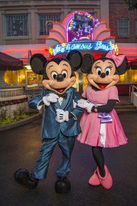 Já é possível reservar a refeição com personagens Minnie's Silver Screen Dine