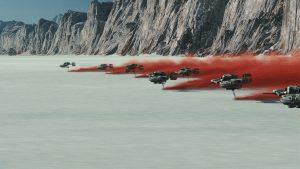 Star Wars: The Last Jedi irá estrear na atração Star Tours no dia 17 de novembro de 2017