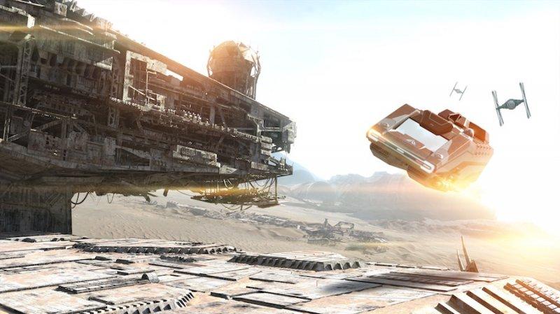 Novas experiências inspiradas em Star Wars estreiam no parque Disney's Hollywood Studios no início de dezembro