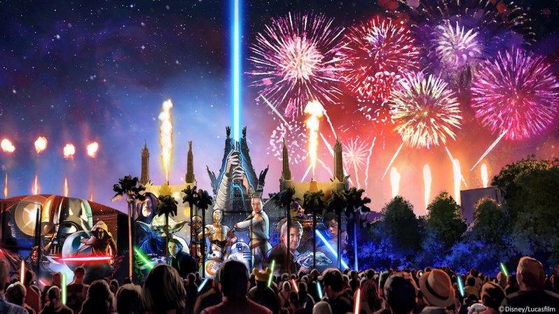 Novas experiências inspiradas em Star Wars estão chegando ao Disney's Hollywood Studios