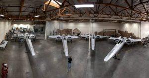 Atualização sobre a construção da área temática Star Wars: Galaxy's Edge