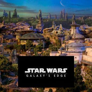 Star Wars: Galaxy's Edge será inaugurada no Disney's Hollywood Studios no final do outono americano de 2019