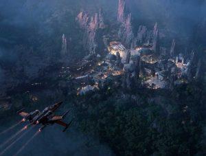 Rumor: Hotel em formato de espaçonave de Star Wars em Walt Disney World