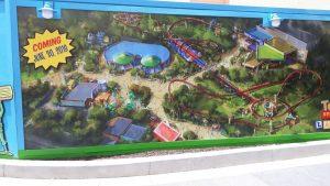 Conheça todos os detalhes sobre Toy Story Land que será inaugurada no dia 30 de junho de 2018