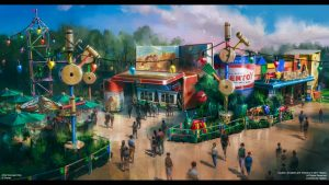 A Disney anunciou o restaurante Woody's Lunch Box para Toy Story Land