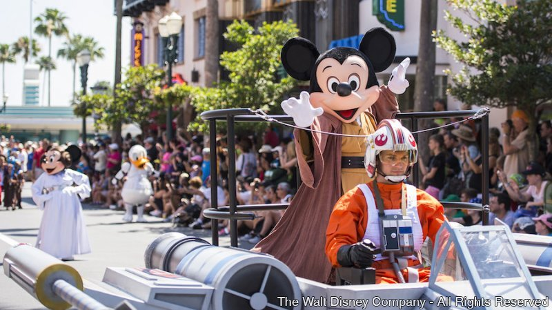 Conheça os pacotes Feel the Force Premium Packages – Star Wars Weekends