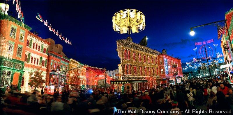 Duas novas opções para desfrutar enquanto assiste o espetáculo The Osborne Family Spectacle of Dancing Lights