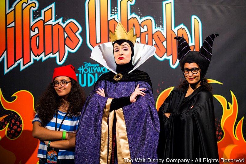 Divulgado vídeo do evento Villains Unleashed realizado no parque Disney's Hollywood Studios