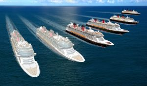 Disney Cruise Line anuncia dois novos navios