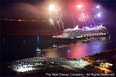 Disney Dream – Disney Cruise Line