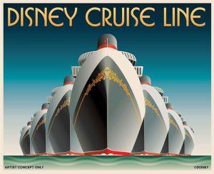 Disney Cruise Line quase dobra a frota de navios