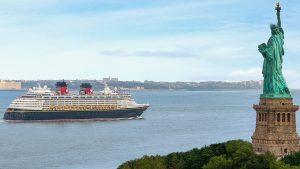 Disney Magic encerra a sua temporada em Nova Iorque mas retorna no outono de 2017