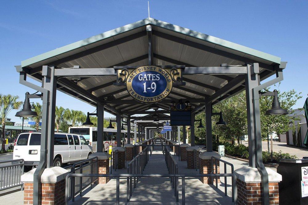 A Disney oferecerá transporte dos seus parques temáticos diretamente até Disney Springs