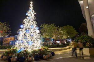 Festividades de fim de ano em Disney Springs