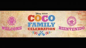 Conheça a Disney•Pixar's Coco Family Celebration de Disney Springs
