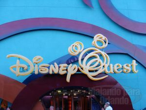 DisneyQuest segue em funcionamento em 2017