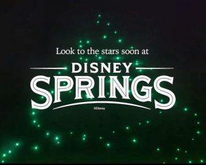 Disney revela espetáculo noturno com a utilização de drones em Disney Springs