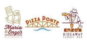 Em breve três novos restaurantes italianos em Disney Springs: Maria & Enzo's, Pizza Ponte e Enzo's Hideaway