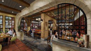 Novos detalhes foram revelados sobre o restaurante Terralina Crafted Italian que será inaugurado em Disney Springs no início de 2018