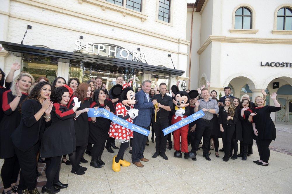 Town Center já foi inaugurado em Disney Springs