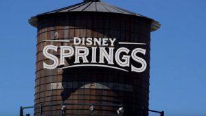 Disney Springs já está oferecendo estacionamento preferencial para os seus visitantes por uma taxa adicional