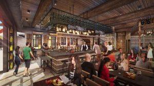 A Disney divulgou conceitos de novos estabelecimentos que serão inaugurados em Disney Springs